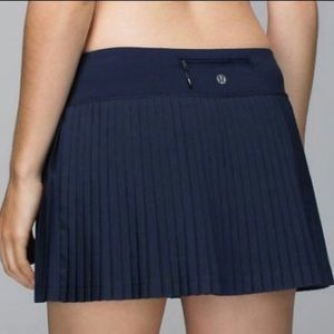 Lululemon Pleat to Street Skort 10